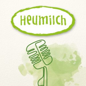 Logo ARGE Heumilch Podcast